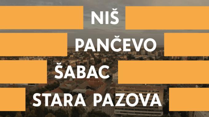Četiri grada u Srbiji uskoro dobijaju svoje lokalne fondacije