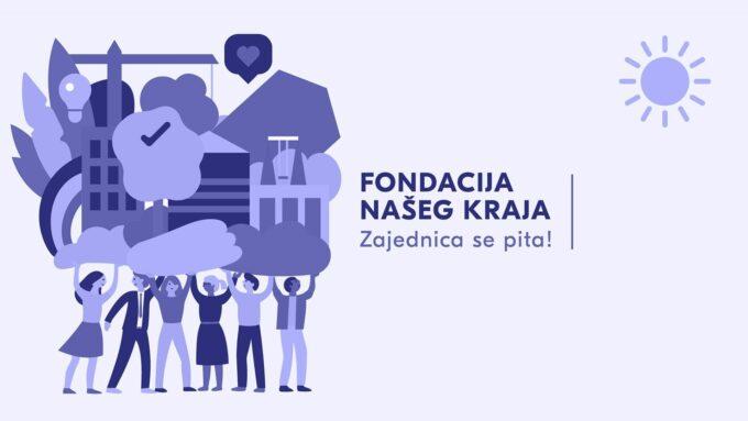 """Otvoren konkurs za program """"Fondacija našeg kraja"""" u Bosni i Hercegovini"""