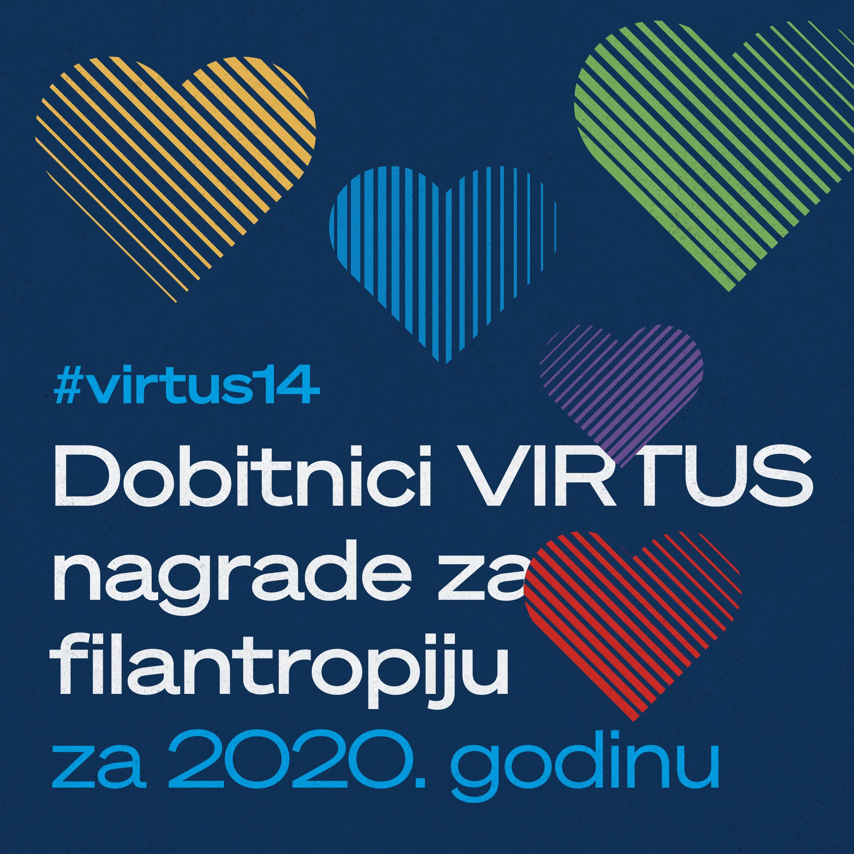 Trag fondacija - VIRTUS nagrada za filantropiju