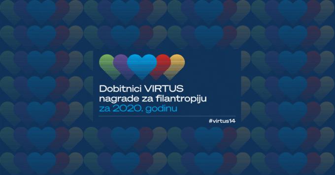 Objavljeni dobitnici VIRTUS nagrada za filantropiju